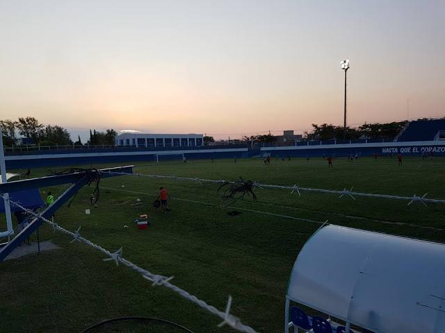 estadio Racing Olavarría