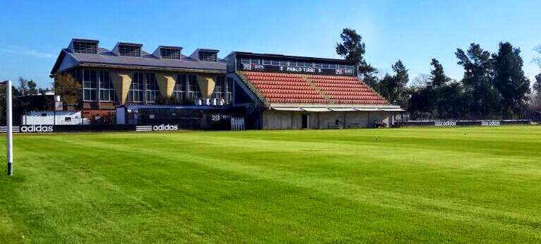 Estadio Deportivo Riestra platea