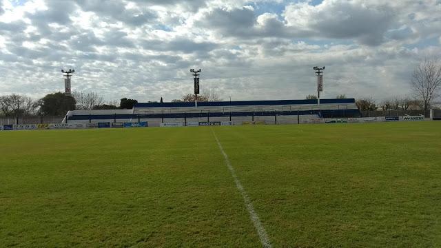 Sportivo Rivadavia Venado Tuerto tribuna