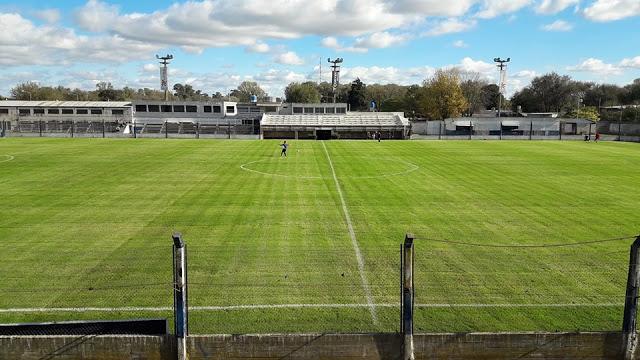 Estadio Rivadavia Venado Tuerto platea