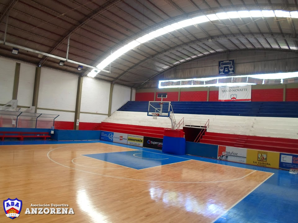 Estadio Cubierto de Anzorena de Mendoza