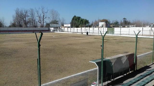 cancha Deportivo Guaymallén