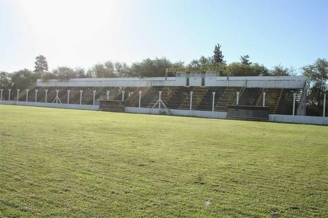 Estadio de Defensores de Salto platea
