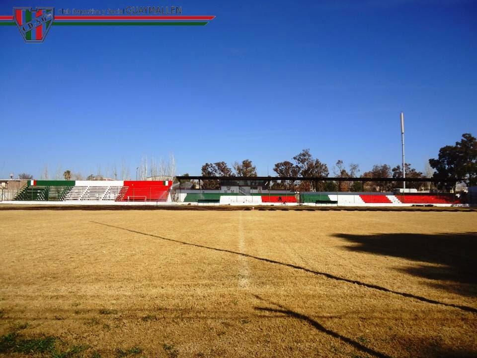 Deportivo Guaymallén Mendoza platea