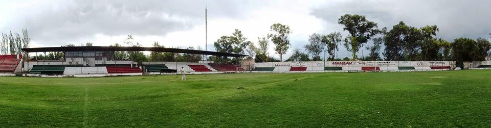 Estadio de Deportivo Guaymallén de Mendoza panoramica2