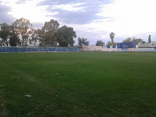 cancha de Gutierrez Sport Club de Mendoza tribuna2