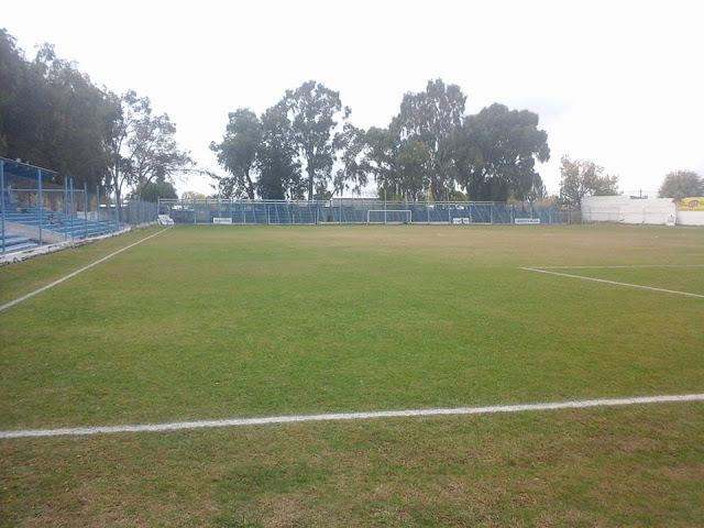 cancha de Gutierrez Sport Club5
