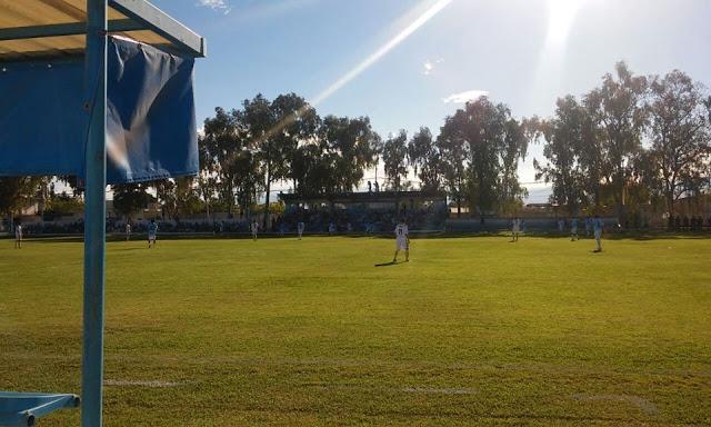 Gutierrez Sport Club Mendoza platea