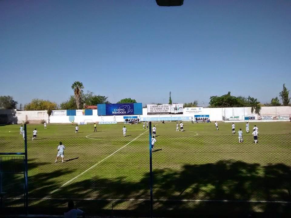 cancha de Gutierrez Sport Club de Mendoza 4