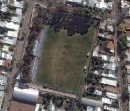 cancha de Gutierrez Sport Club de Mendoza google map