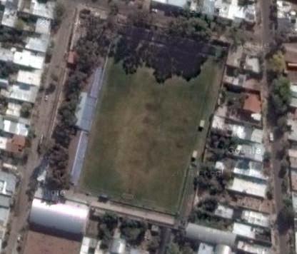 cancha de Gutierrez Sport Club de Mendoza google map