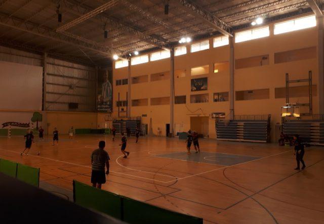 Polideportivo Municipal Coronel Vidal