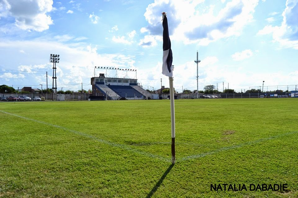Estadio de Rivadavia de Necochea platea