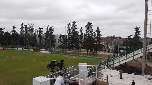 estadio De la Avenida Sunchales