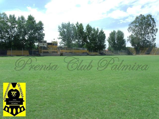 cancha de Atlético Palmira platea