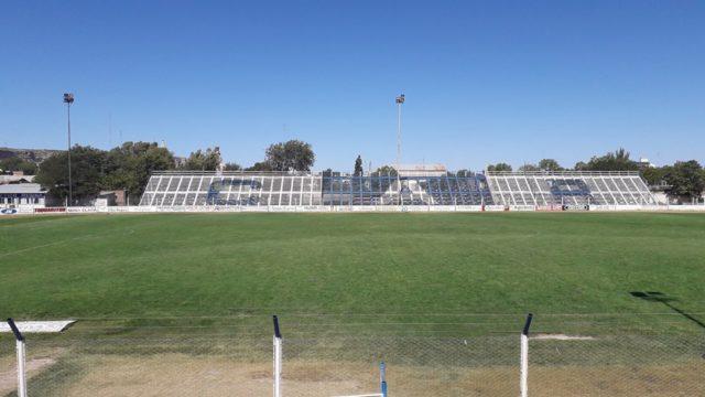 Atlético Regina tribuna