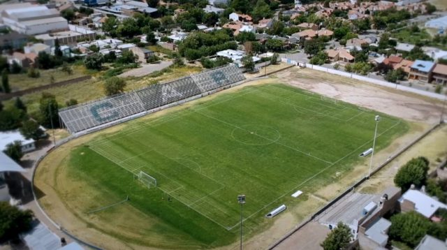 estadio Regina Rio Negro