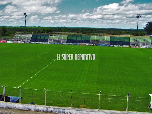 Estadio Atlético Uruguay tribuna