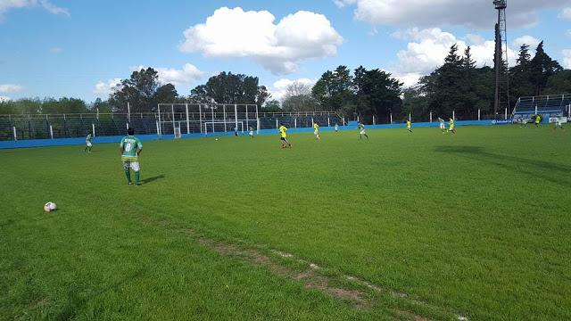 cancha del Club Somisa de San Nicolás1