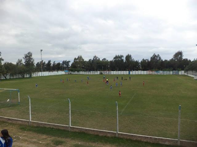 cancha de Deportivo Comercio de Santa Sylvina6