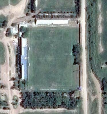 cancha de Deportivo Comercio de Santa Sylvina google map