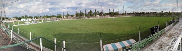 Estadio de FC Tres Algarrobos panoramica