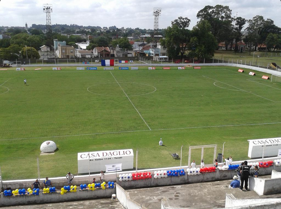 Estadio Ferrocarril Sud Tandil