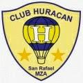escudo Huracán de San Rafael