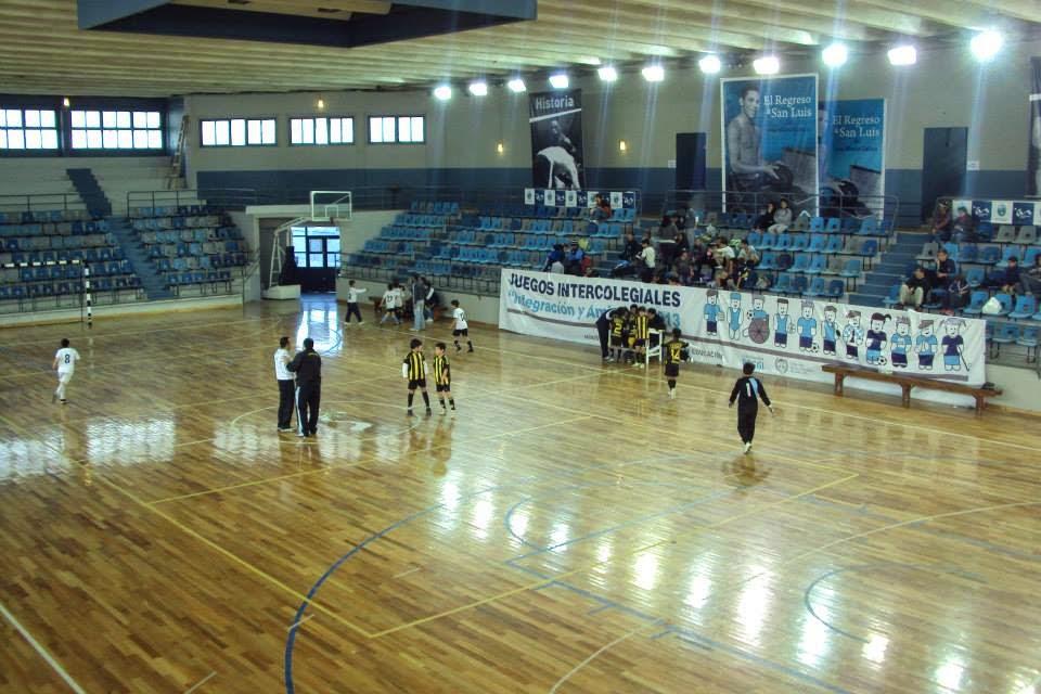Palacio Municipal de los Deportes de Villa Mercedes