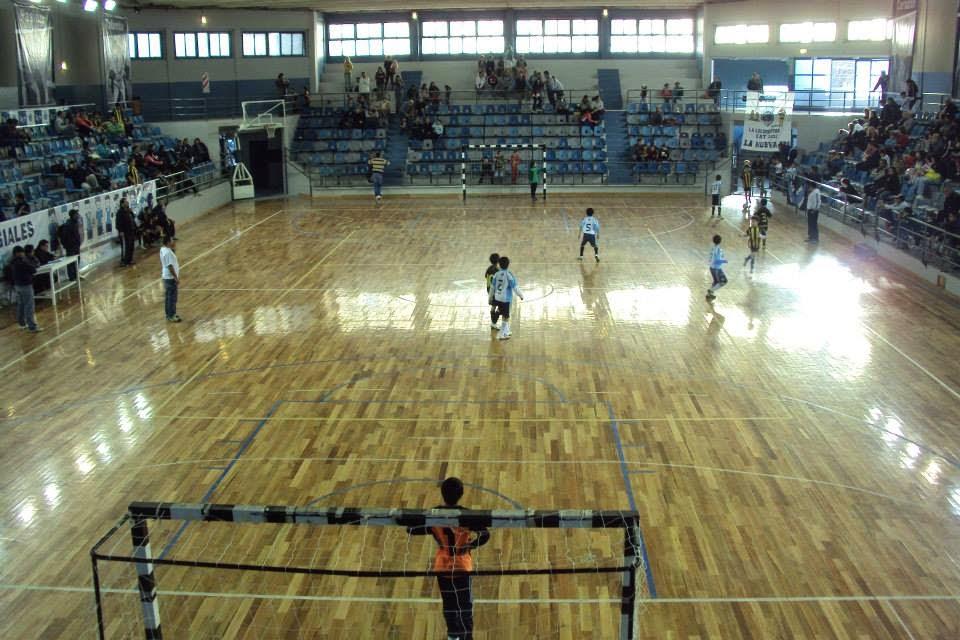 Palacio Municipal de los Deportes de Villa Mercedes2