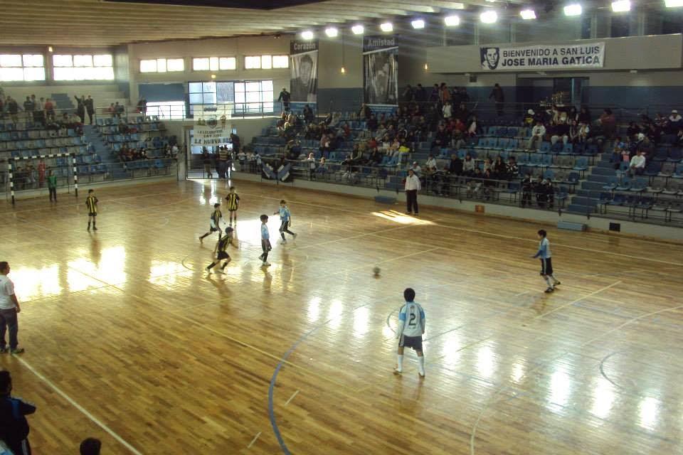 Palacio Municipal de los Deportes de Villa Mercedes3