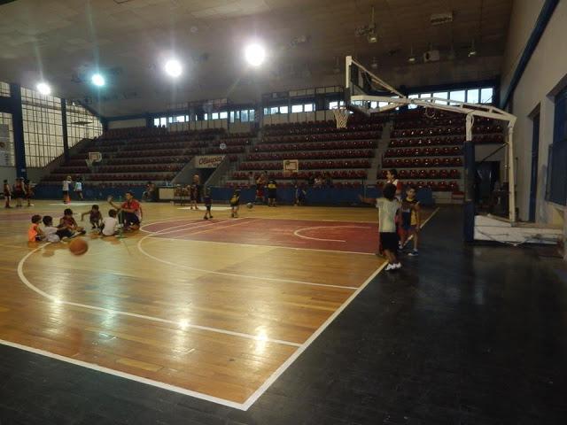 Estadio cubierto Olimpia Venado Tuerto3