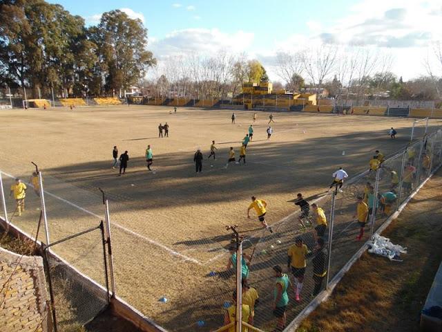 cancha Atlético Palmira Mendoza