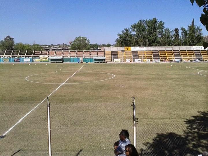 Atlético Palmira tribuna