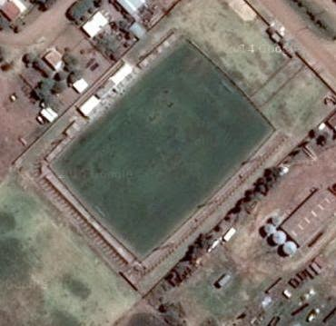 Estadio de FC Tres Algarrobos google map