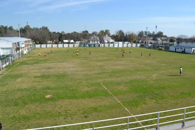 estadio Unión de Crespo