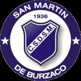 escudo San Martín de Burzaco
