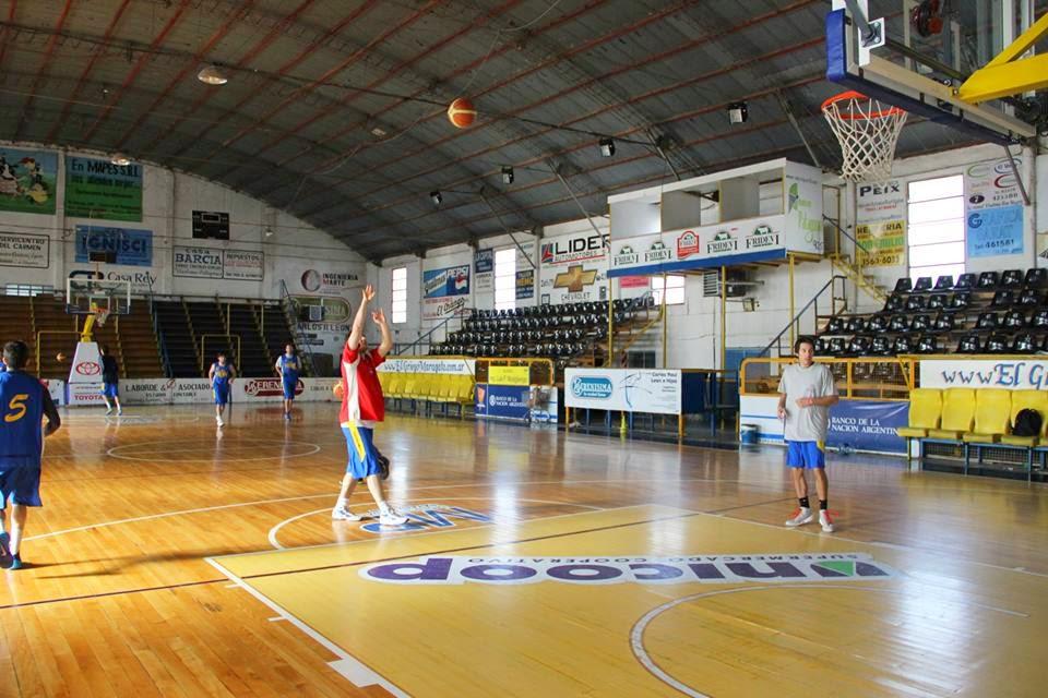 Estadio Cubierto de Atenas de Carmen de Patagones