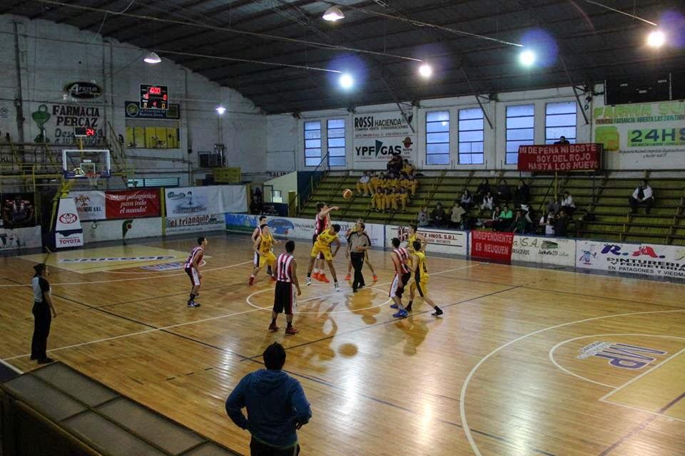 Estadio Cubierto de Atenas de Carmen de Patagones3