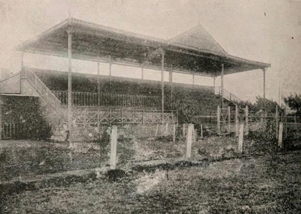 primeros estadios del fútbol argentino Banfield