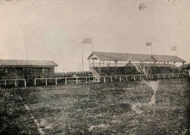 primeros estadios del fútbol argentino barracas central