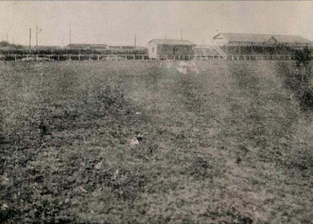 primeros estadios del fútbol argentino barracas central2