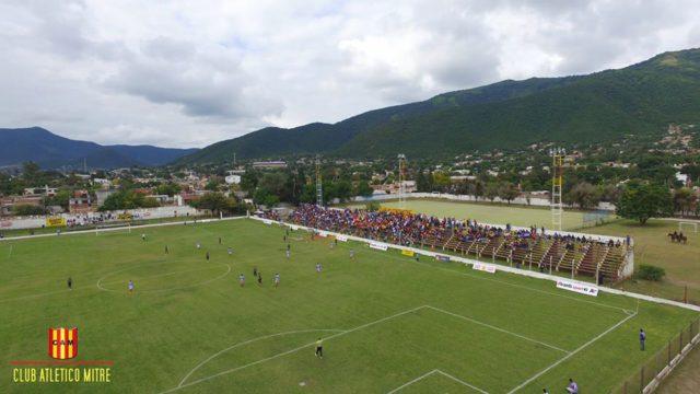 Estadio Miguel Pascual Soler Salta