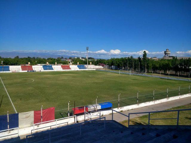 cancha Sportivo Peñarol San Juan