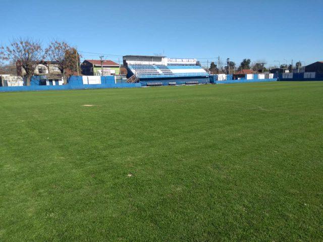 estadio San Martín (Burzaco) platea