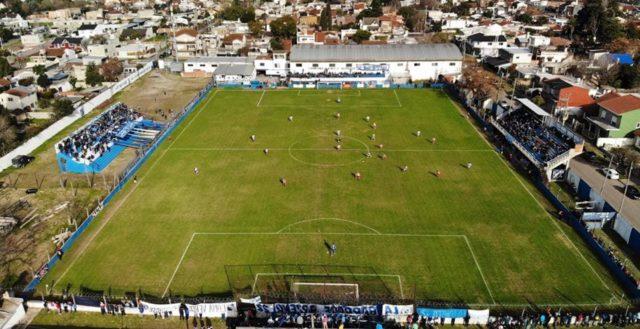 estadio San Martín Burzaco tribunas