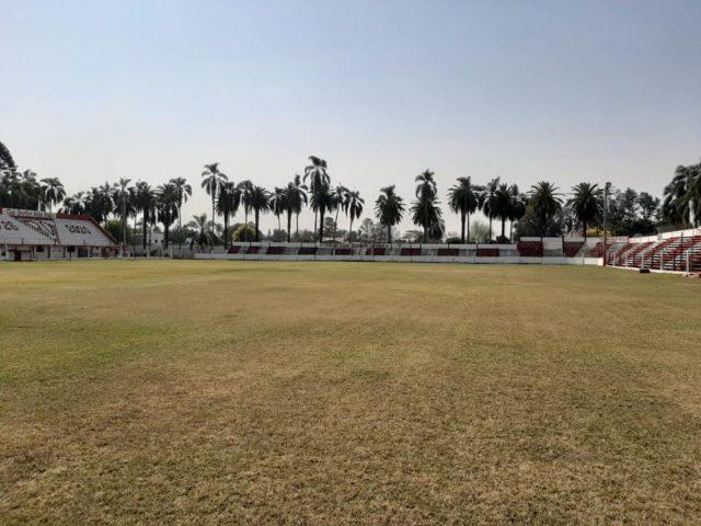 estadio Las Palmeras Bella Vista