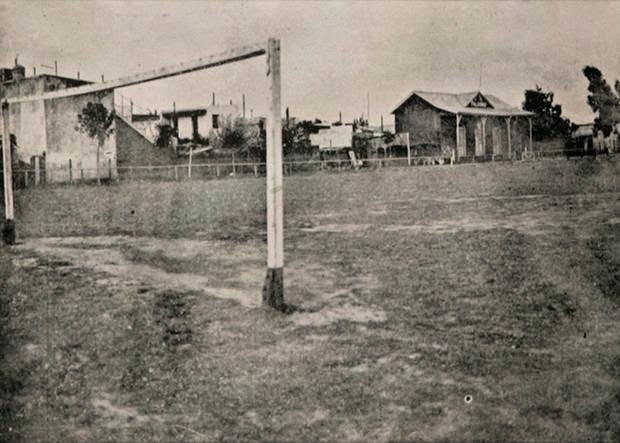 primeros estadios del fútbol argentino palermo