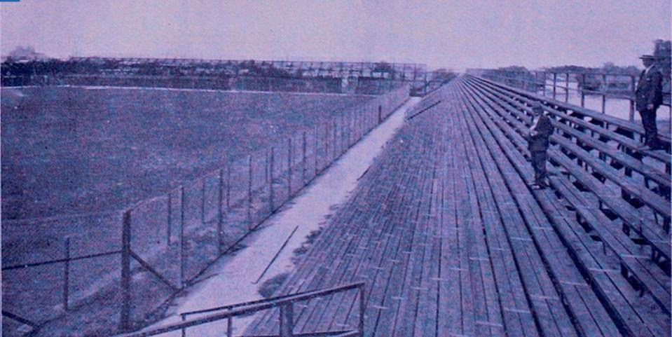 primeros estadios del fútbol argentino chacarita