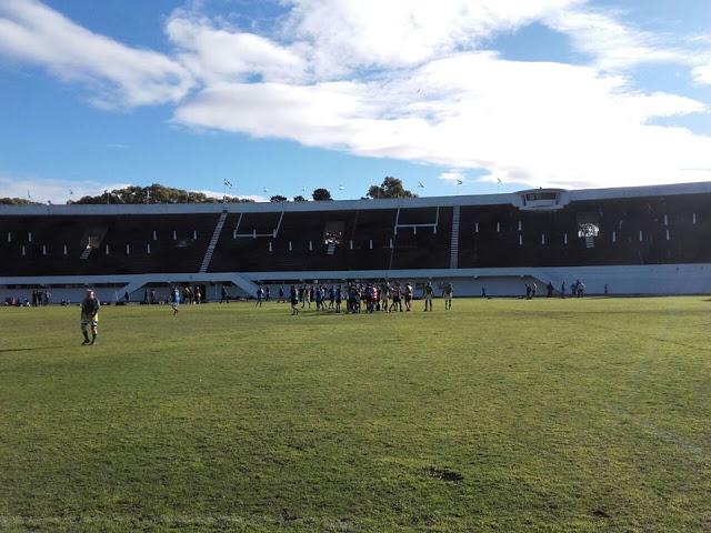 Estadio de la Base Naval Puerto Belgrano3